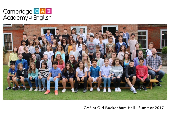 School photo OBH1 2017