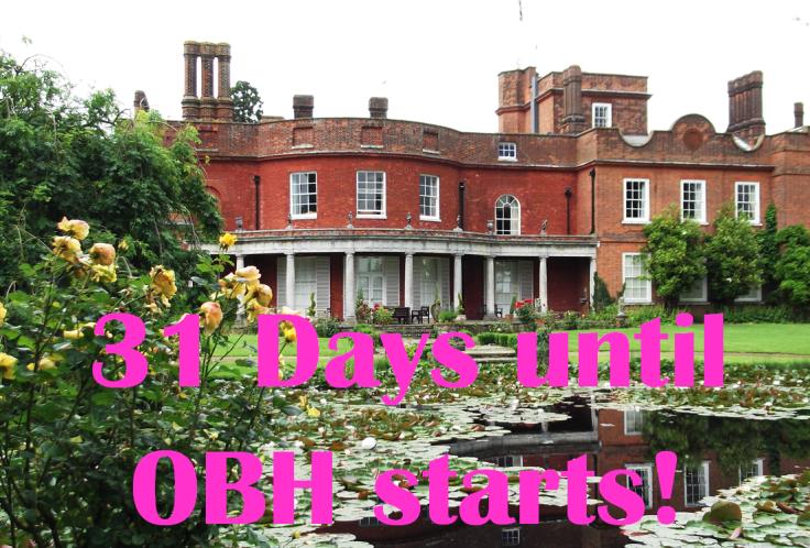 31 days til OBH1 blog
